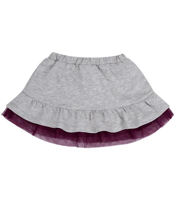 Детская юбка ЮБ83 GR