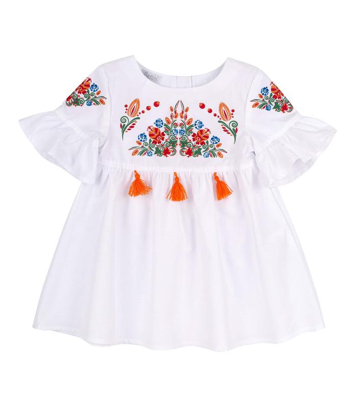 Детское платье Этно-2 ПЛ287