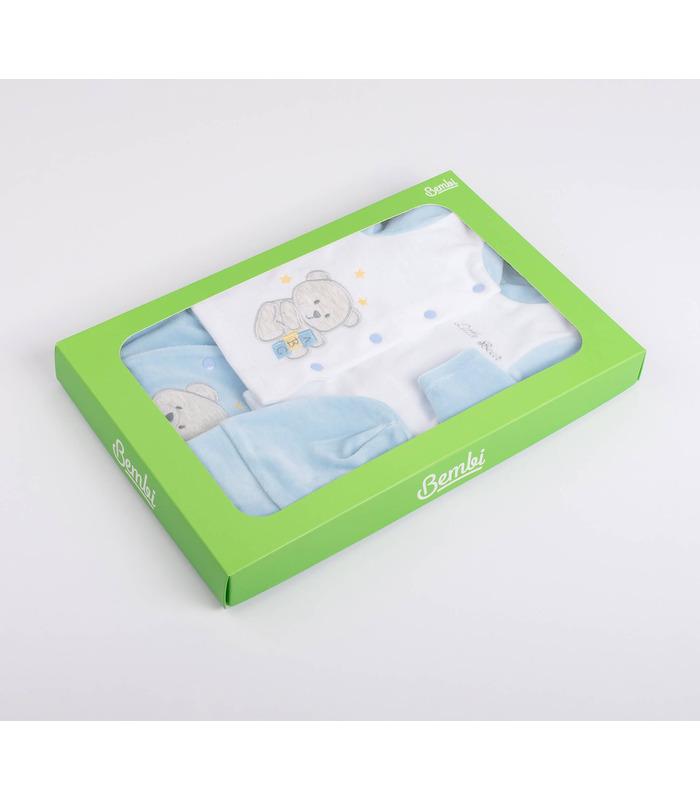 Комплект детский Мишка КП231 BB