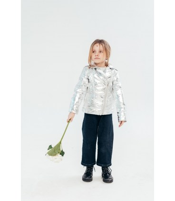 Детская куртка Эйлей КТ206 GR
