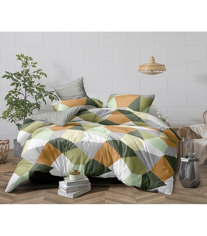 Комплект постельного белья Аккорд ᗍ сатин ※ Украина, натуральная ткань