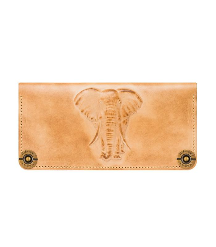 Купити Гаманець Gato Negro Elephant IV | Українське виробництво, натуральна шкіра