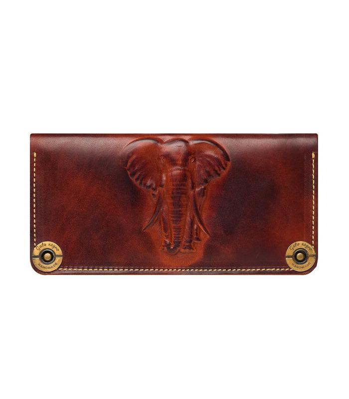 Купити Гаманець Gato Negro Elephant BR | Українське виробництво, натуральна шкіра