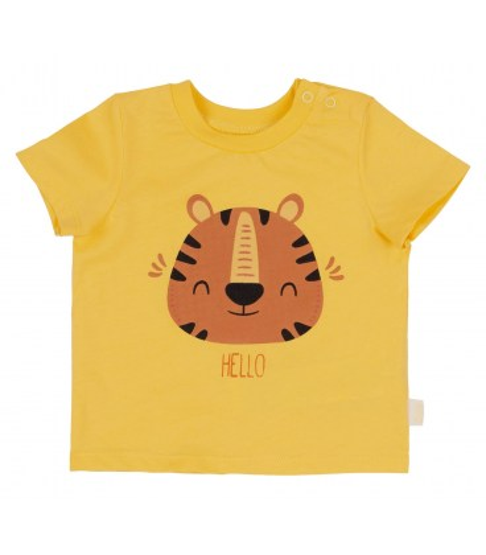 Детская футболка ФБ691 YE
