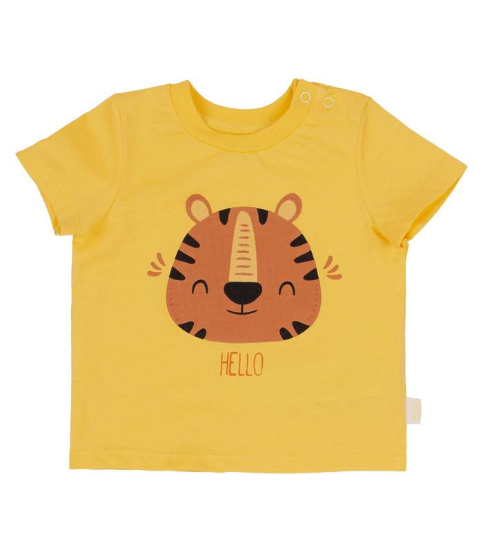 Дитяча футболка ФБ691 YE