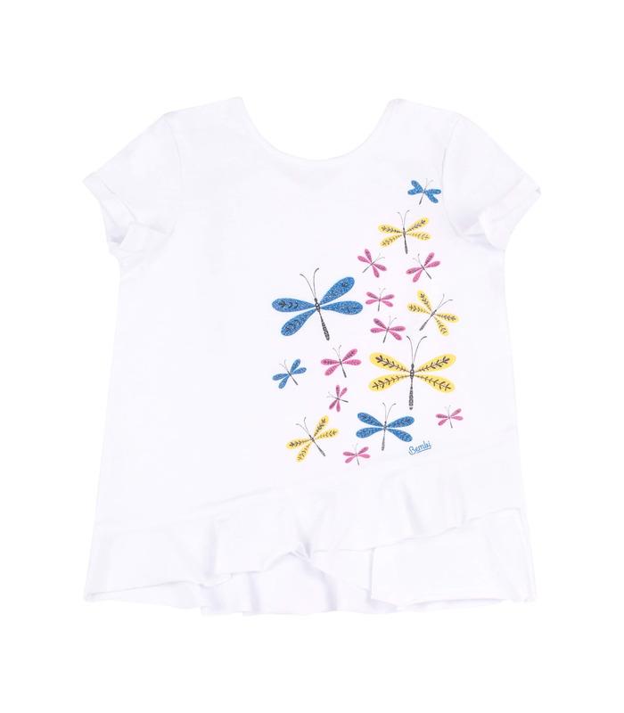 Дитяча футболка ФБ702 WH