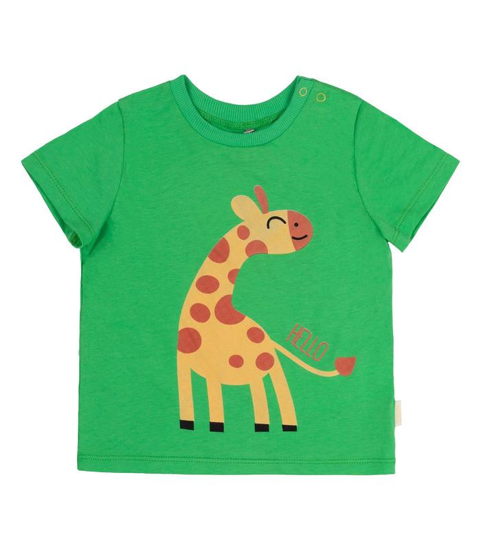 Дитяча футболка ФБ691 GR