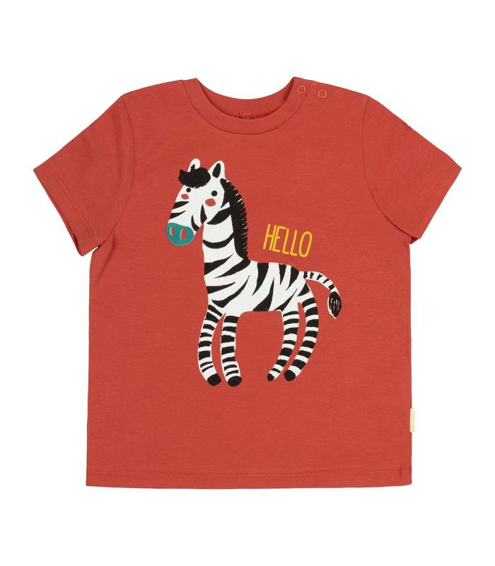 Дитяча футболка ФБ691 OR