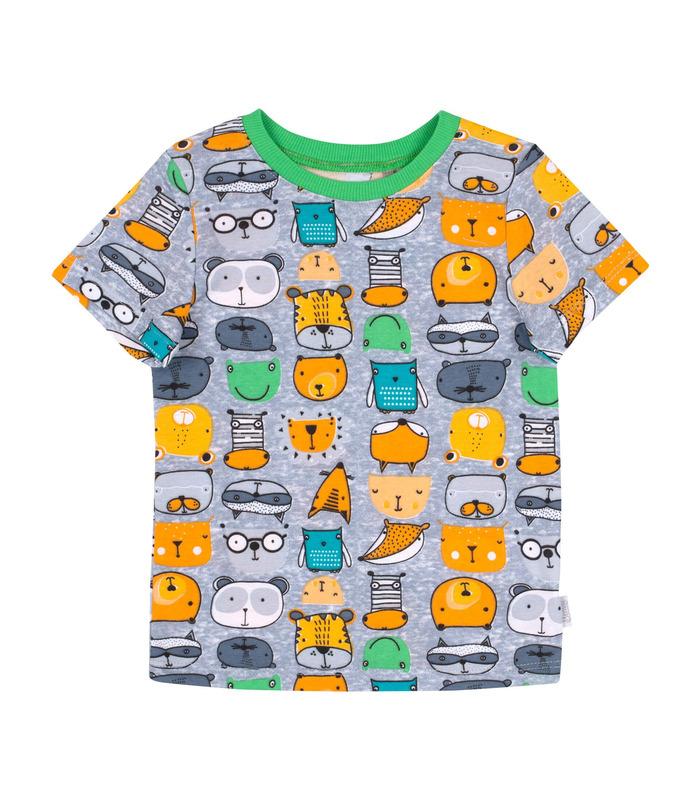 Дитяча футболка ФБ692 Зоо