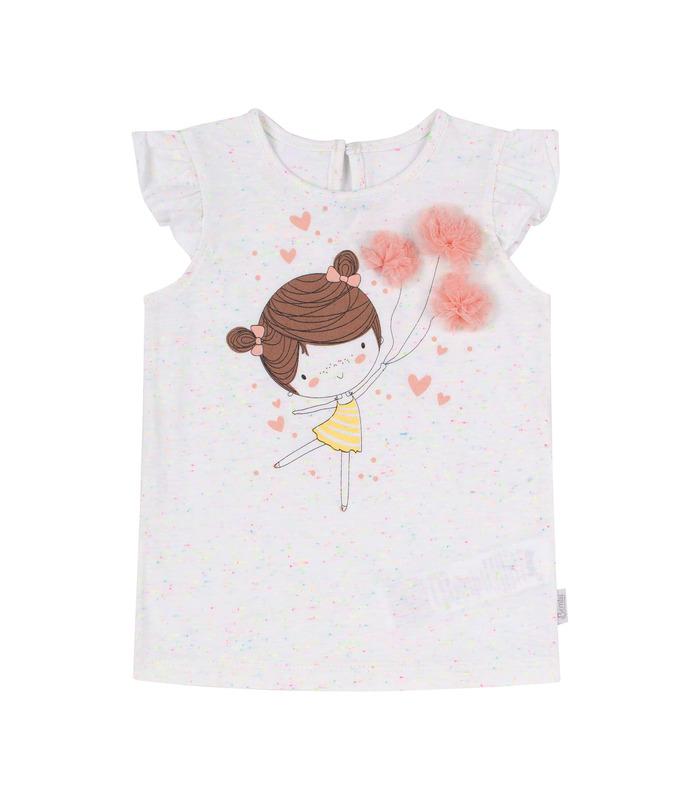 Дитяча футболка ФБ715 WH