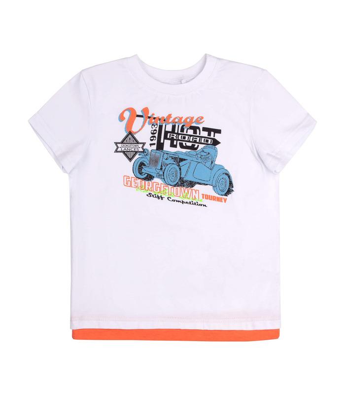 Детская футболка ФБ696 WH