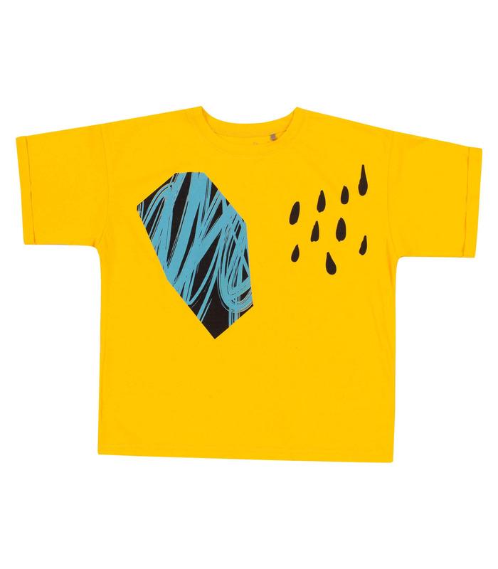 Детская футболка ФБ780 YE
