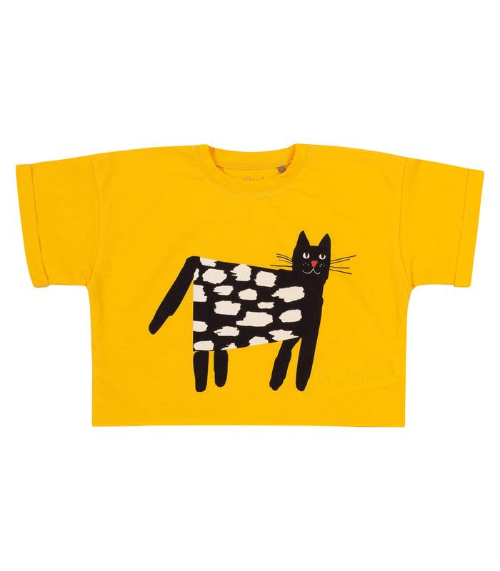 Детская футболка ФБ785 YE