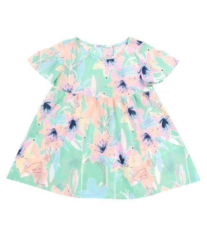 Детское платье ПЛ272 MI