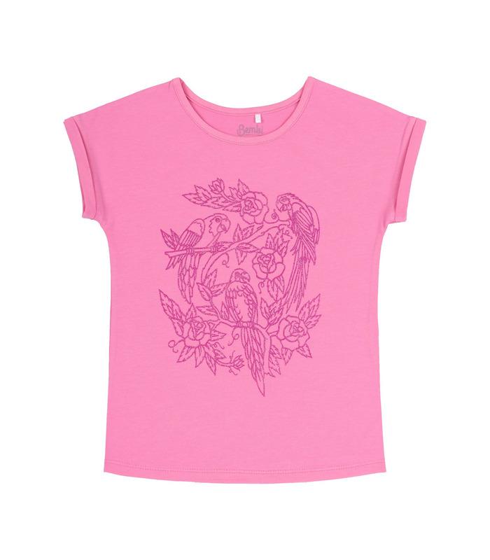 Дитяча футболка ФБ719 RO