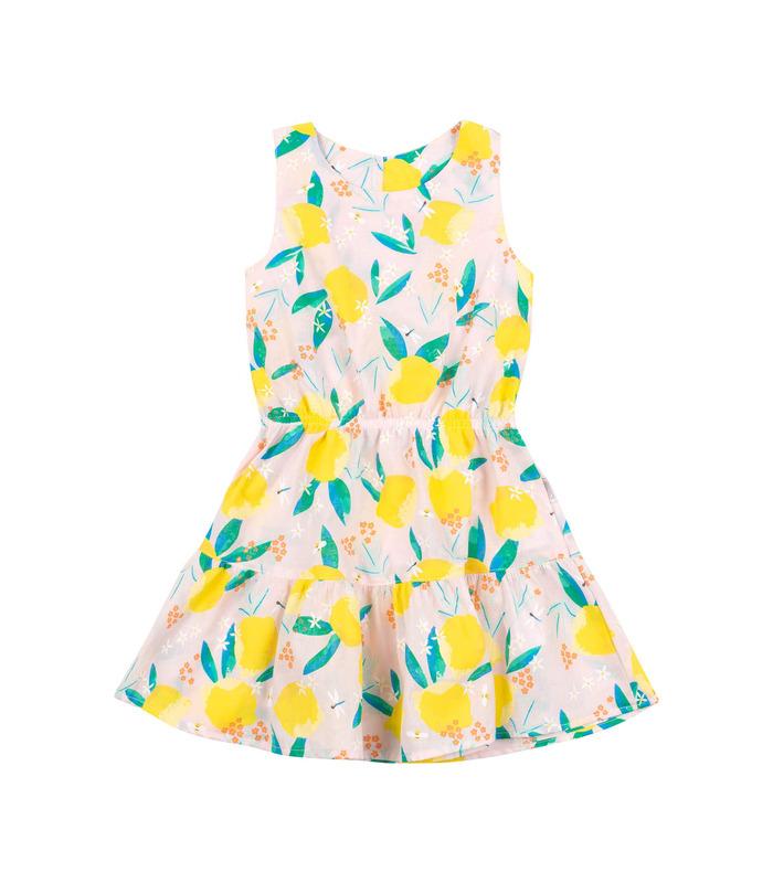 Детское платье ПЛ277 RO