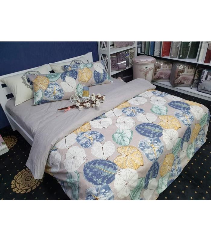 Комплект постільної білизни Флора ᗍ бязь, Україна, натуральна тканина