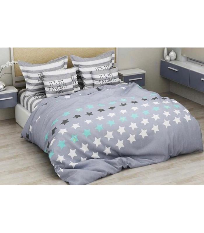 Комплект постельного белья Стильняга ᗍ бязь, Украина, натуральная ткань