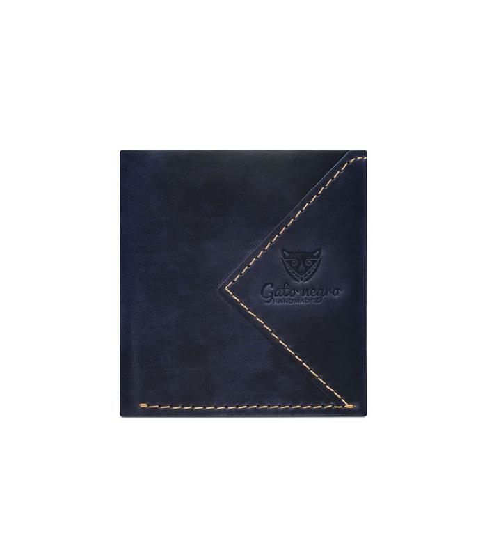 Купить кожаный кошелек GN Compact BU | Украинское производство, натуральная кожа