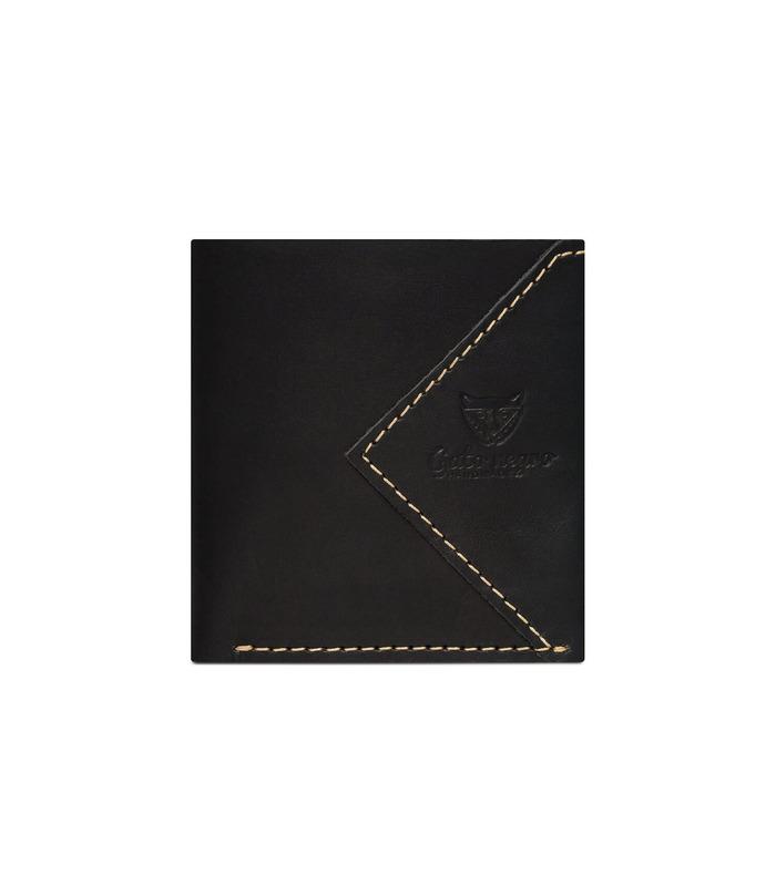 Купить кожаный кошелек GN Compact BL | Украинское производство, натуральная кожа