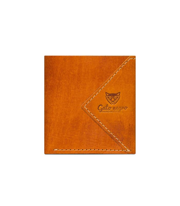 Купить кожаный кошелек GN Compact RN | Украинское производство, натуральная кожа