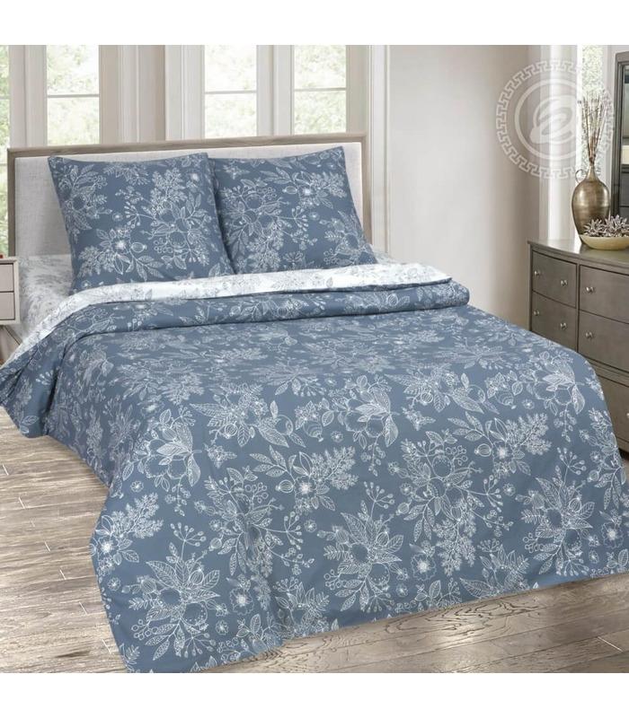 Комплект постельного белья Деметра ᐉ качественный поплин, доступная цена ※ Украина