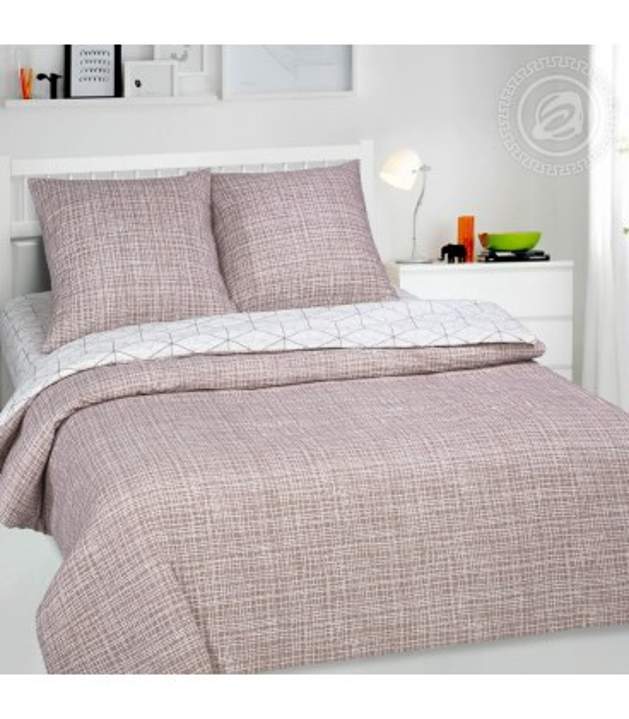 Комплект постельного белья Кардинал люкс ᐉ качественный поплин, доступная цена ※ Украина