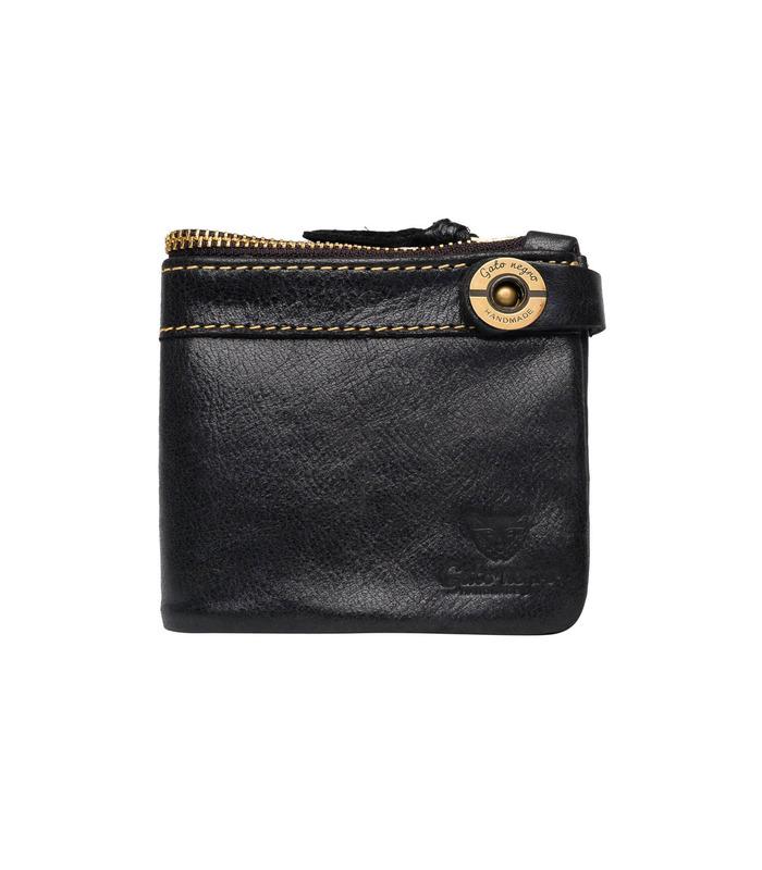 Купить кожаный кошелек GN Espacio BL | Украинское производство, натуральная кожа