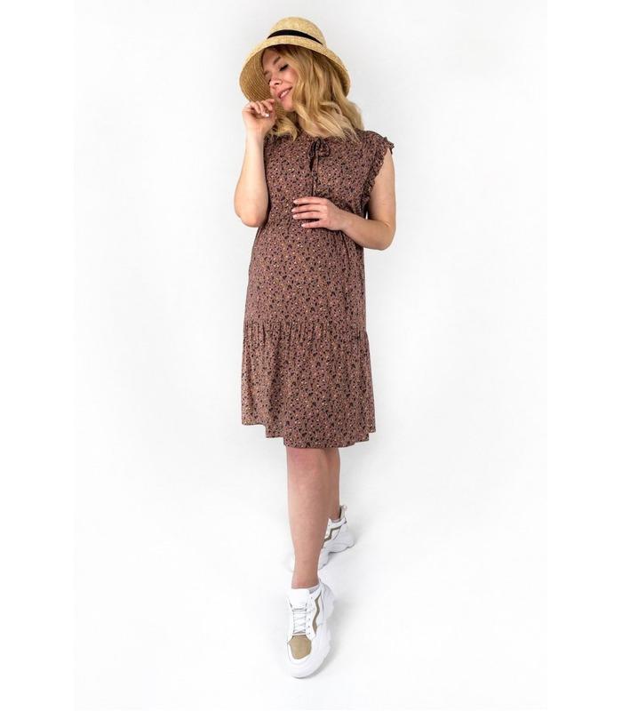 Платье Павлина