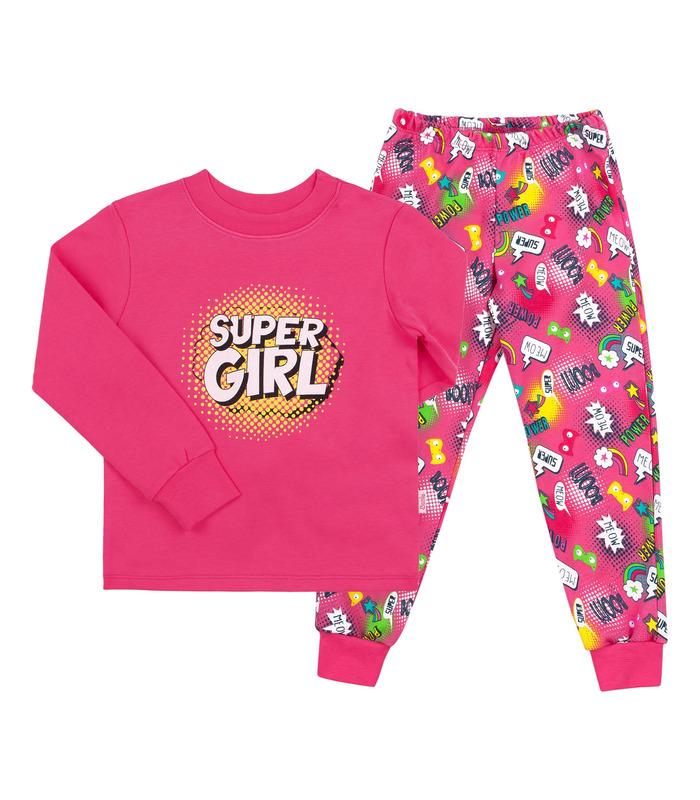 Піжама Супер Дівчинка ПЖ39 MA