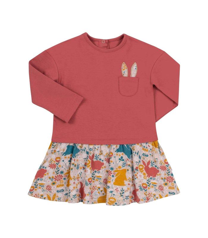 Детское платье Ушки ПЛ292