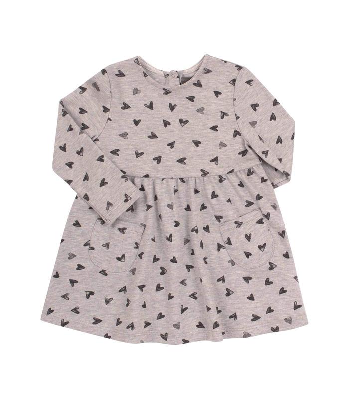 Детское платье ПЛ290 GR