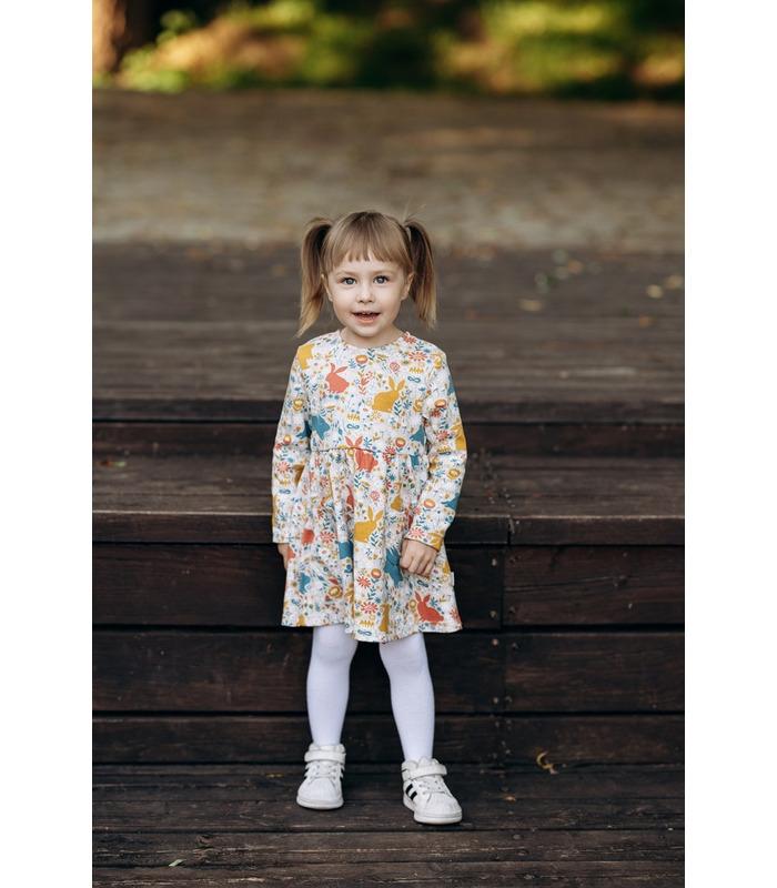 Детское платье ПЛ290 BG