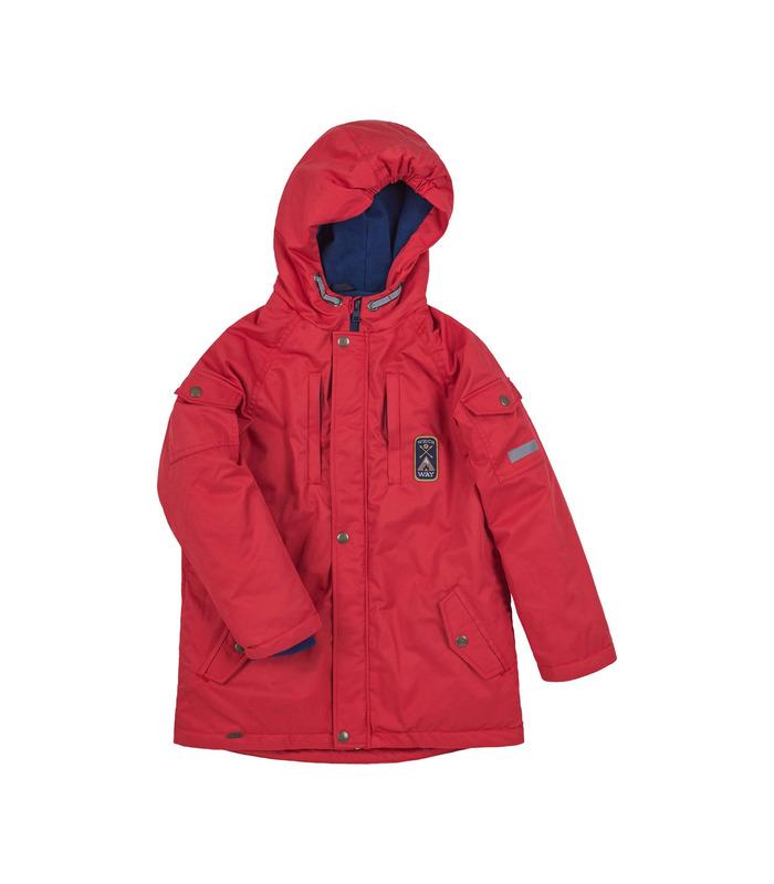 Детская куртка КТ213 RE
