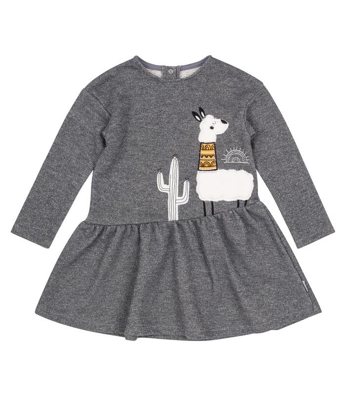 Детское платье Люрекс ПЛ296