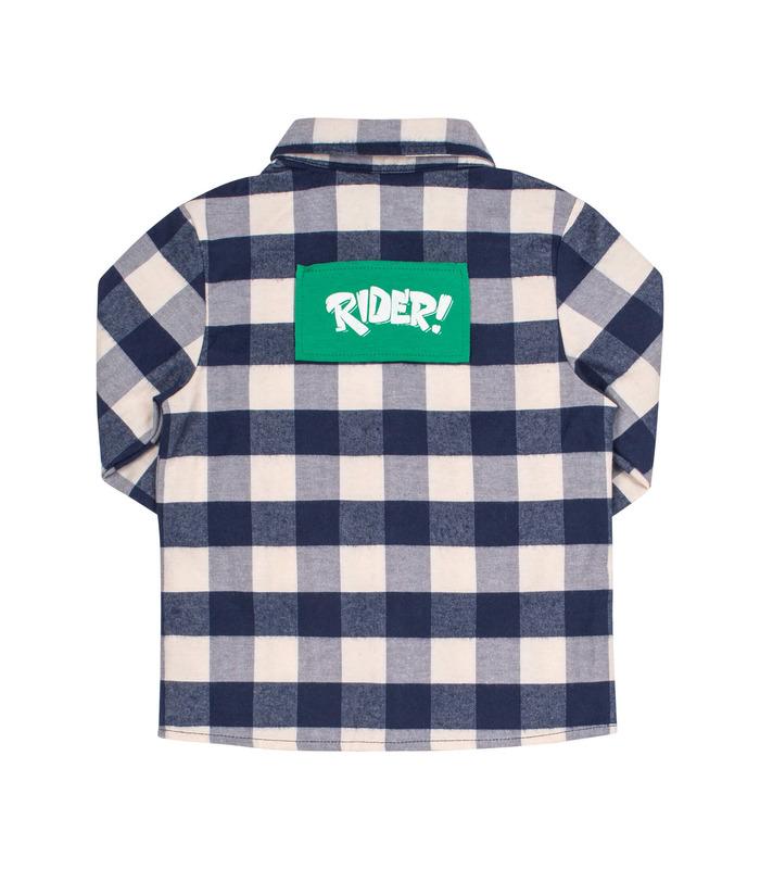 Рубашка РБ134 GR