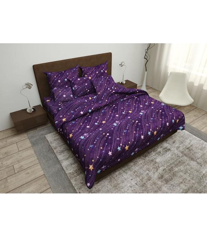 Комплект постельного белья Аркадия ᗍ бязь, Украина, натуральная ткань