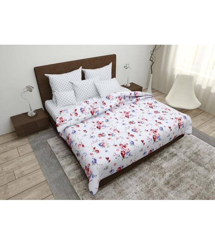 Комплект постельного белья Лирика ᗍ бязь, Украина, натуральная ткань