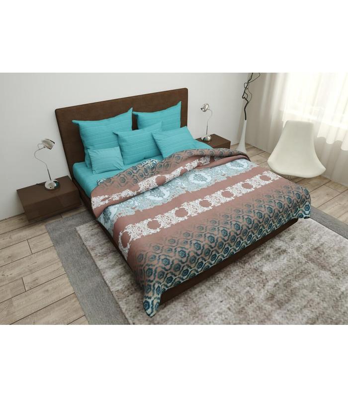 Комплект постельного белья Ария ᗍ бязь, Украина, натуральная ткань