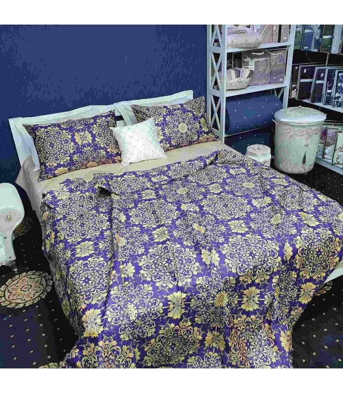 Комплект постельного белья Персия ᗍ сатин Люкс ※ Украина, натуральная ткань