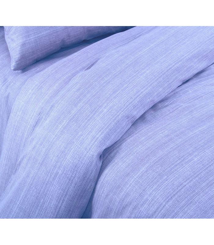 """Комплект постільної білизни """"Еко 13"""" ᐉ перкаль, якісна натуральна тканина, Україна"""