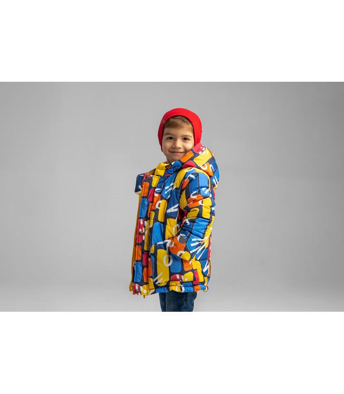 Детская зимняя куртка КТ231 YE