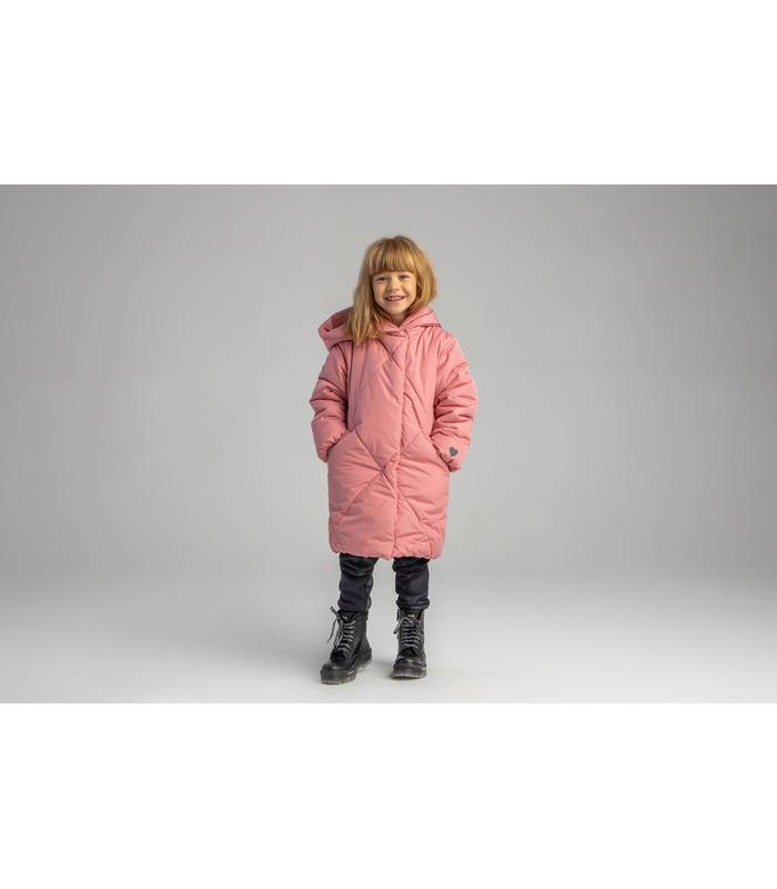 Детская зимняя куртка КТ232 RO ᐈ розовая детская куртка на зиму