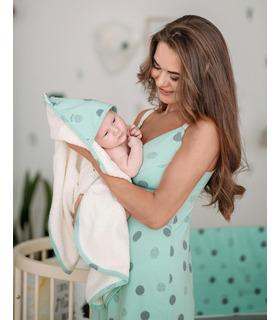 Махровое полотенце-уголок м.191112 OL