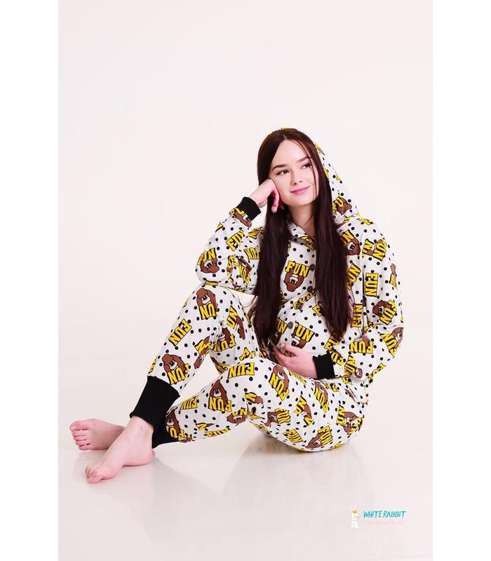 Комбинезон-пижама Йо-йо