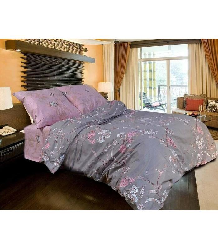 Комплект постельного белья Роялти ᐉ фланель, Украина, натуральная ткань