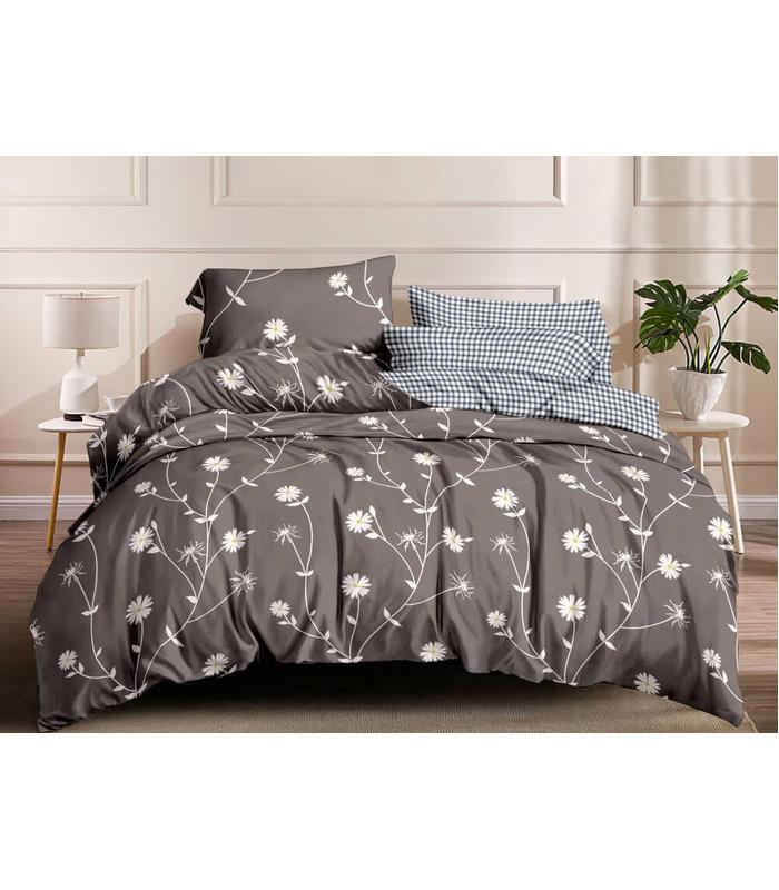 Комплект постельного белья Тристан ᗍ сатин ※ Украина, натуральная ткань
