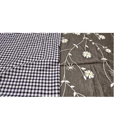 Комплект постільної білизни Трістан ᗍ сатин ※ Україна, натуральна тканина