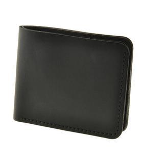 Шкіряне портмоне 4.1 з чотирма кишенями, Графіт.