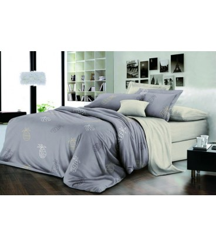 """Комплект постельного белья """"Fresh"""" ᐉ ранфорс, хлопок, возможен индивидуальный пошив"""